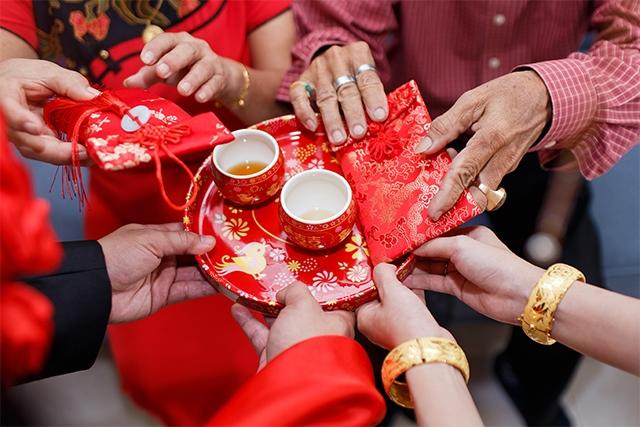 【網上婚展優惠】老行家海味過大禮套裝低至HK$3888!額外送六式水果籃2籃!