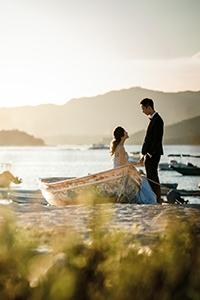 【網上婚展優惠】Pre-wedding婚紗攝影Mina Wedding Studio韓式浪漫影樓婚攝