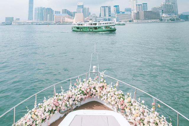 【網上婚展優惠】OCEANGOGO絕美海上遊艇輕婚禮 全包套餐HK$4萬有找