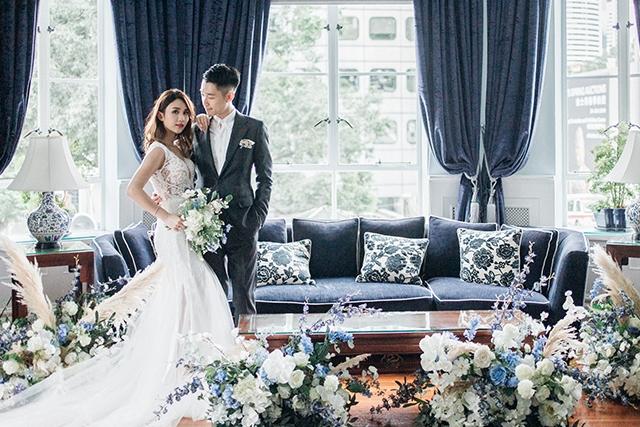 【網上婚展優惠】名人婚宴首選!百年古蹟梅夫人婦女會 打造歐陸浪漫婚禮