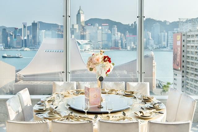 【網上婚展優惠】尖沙咀海港薈 無敵海景婚宴場地 每席只需HK$6680