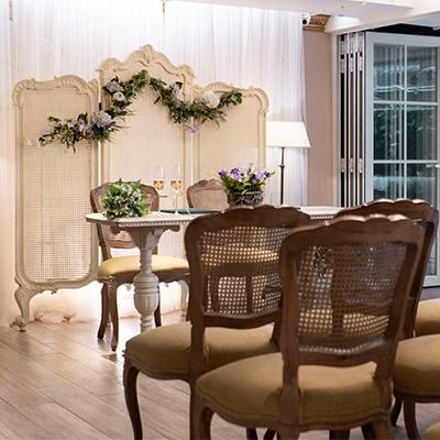 【網上婚展優惠】證婚場地Maison ES︰只需HK$12,000即打造浪漫法式小型婚禮