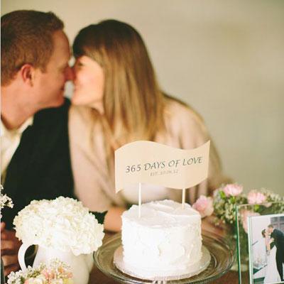 結婚紀念日 | 24個你不可不知的結婚周年紀念日名稱 | 結婚週年禮物推介
