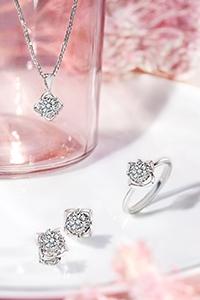 【聖誕禮物女朋友篇】送上奢華心思!50份鑽石都有1卡效果!