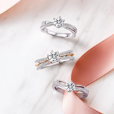 【網上婚展優惠】ALUXE婚戒9折優惠!額外減$500再送鑽石項鍊!