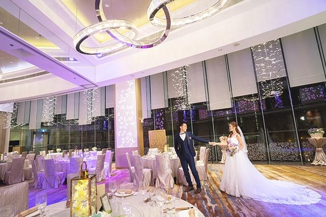 【網上婚展優惠】高水準婚宴場地天澄閣︰酒席免加一  每席現金回贈$500!