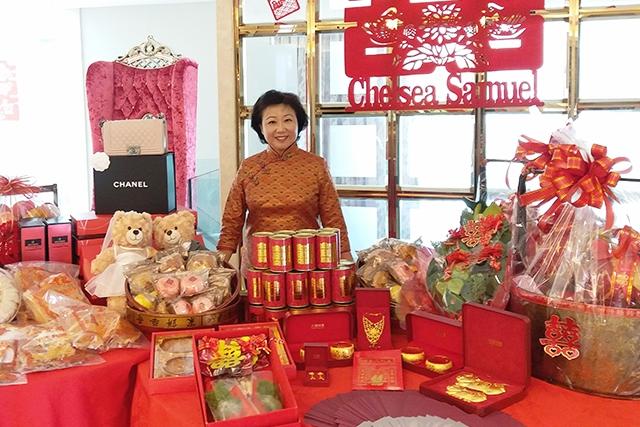 【網上婚展優惠】羅勤芳專業大妗 x 過大禮套裝(六式)只需HK$2,988