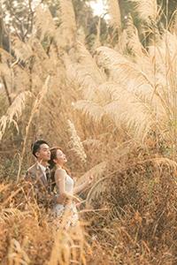 【Pre-wedding婚紗攝影】精選香港6大隱世美景!拍出治癒小清新風婚紗照