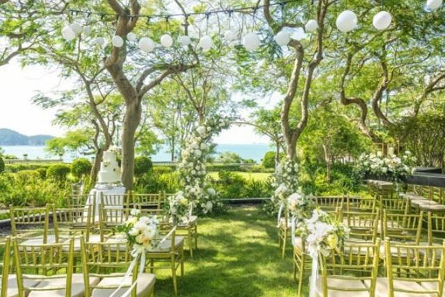 輕婚禮場地2021丨會所婚禮午宴場地推介!小型證婚場地丶戶外草地派對