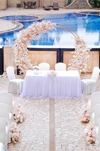 【留港結婚】酒店戶外證婚場地推介!小型證婚儀式套餐HK$6868起!