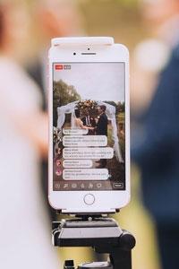 婚禮開LIVE直播教學|Big Day婚禮攝影師教你如何輕易安排人手、器材、直播平台與注意事項