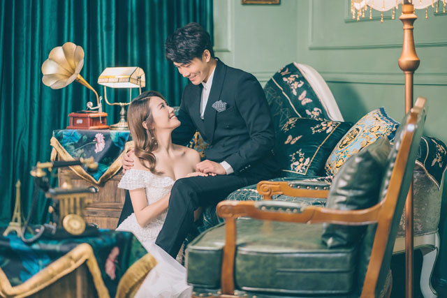 【Pre-wedding婚紗攝影推薦2021】準新人推介9大香港室內婚攝studio!輕婚攝風格、價錢、新人婚照分享