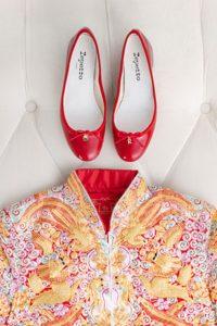 【Repetto x褂皇香港】中式裙褂穿搭法式魅力!婚嫁時尚完美配搭芭蕾舞「小紅鞋」