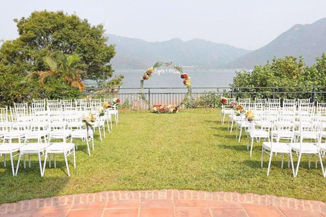 證婚場地2021丨戶外證婚場地推介!輕婚禮丶草地證婚酒會(內文附價目表)
