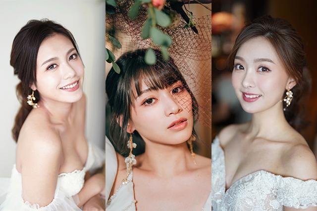 2021新娘化妝師推介|10位人氣化妝師推介|新娘婚禮妝容、裙褂婚紗髮型合集