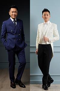 【消費券購物優惠】型格男士禮服!購買LUXE Tuxedo $5,000預付券 額外送多你$5,000 (總值$10,000)!