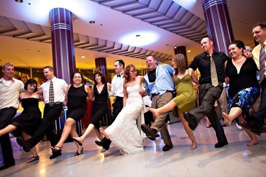 你的西式婚禮夠正宗嗎?
