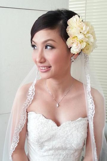 完美婚嫁頭飾7大學問