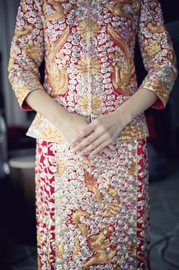 【裙褂百科】褂皇、褂后是甚麼?老字號傳授新娘出門小知識