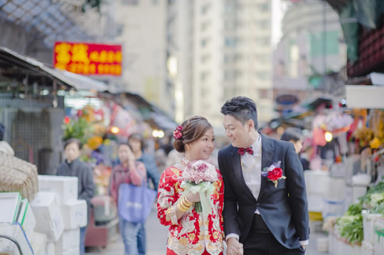 新娘分享 婚禮10件千奇百趣事