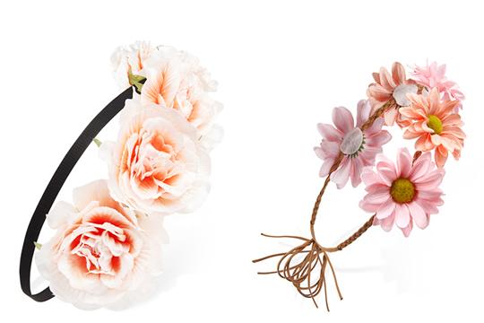 春夏新娘頭飾 HK$100 有找?
