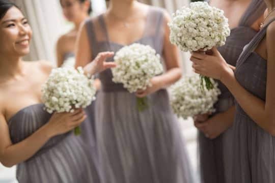 【伴娘&姊妹裙試身準備】挑選姊妹裙的10大秘訣
