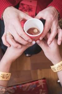 【新娘出門、敬茶、戴金器】中式婚禮敬茶吉利說話 78 句 兄弟姊妹團必學!