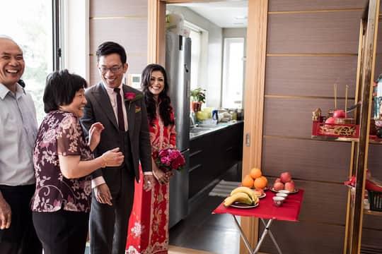 【中式婚禮習俗】你所不知道四大長老會介懷的7件事