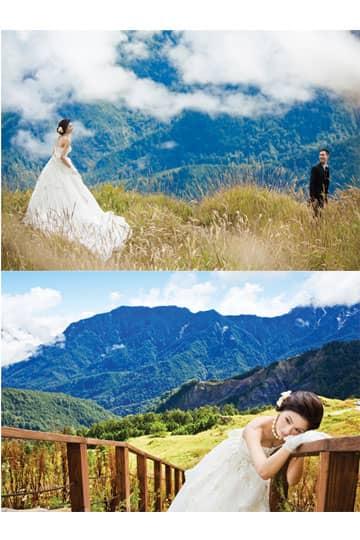 台灣 3 大必到婚攝靚景