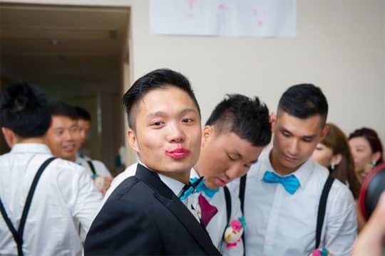 接新娘玩新郎遊戲|兄弟姊妹團炒熱婚禮氣氛必做7件事