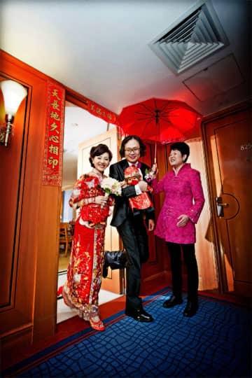 【中式婚禮習俗】上頭、出門、回門意思 大妗姐逐一解釋