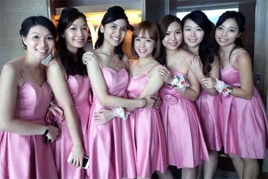 【姊妹裙推介】新娘大讚本地6間姊妹裙店  度身訂造效果好過淘寶