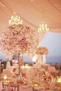 婚禮設計佈置 選擇主色調的8大忌