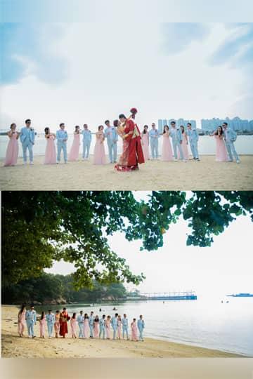 【Big Day外影去邊好】港九新界Big Day 婚禮外影地點推介