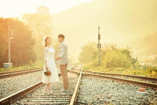 不再上影樓!解構韓國素人的婚照