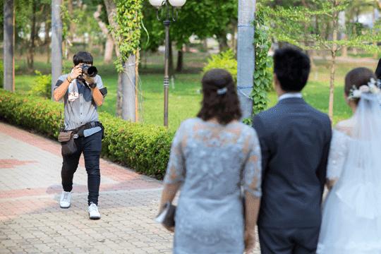 新手操刀婚禮攝影7大後悔位