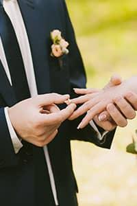 你嘅幸福婚禮 由我嚟保障