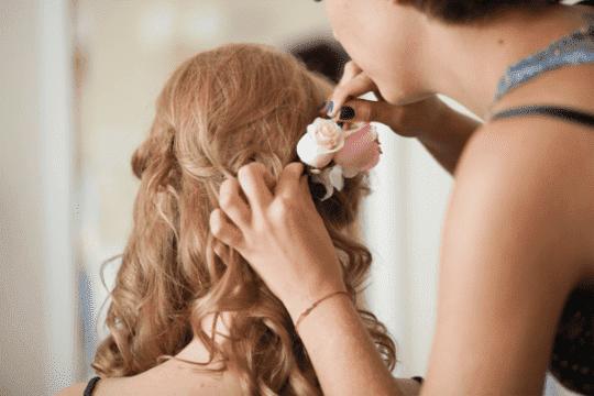 伴娘姊妹團化妝髮型5個Q&A