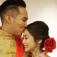 「香香公主」岑麗香的童心婚禮!