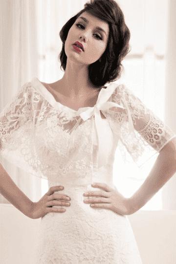 【微胖新娘婚紗晚裝攻略】隱惡揚善!微胖身形新娘最愛9件顯瘦婚紗