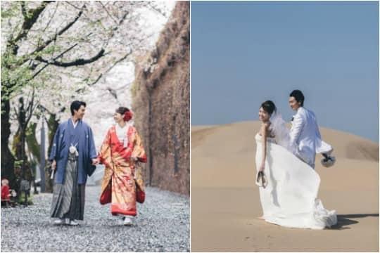 文青婚攝必去!9大日本景點