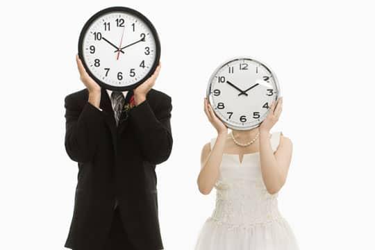 婚前24小時不該犯的事