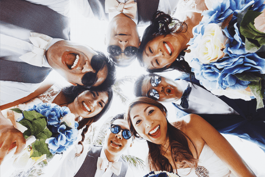 婚禮進度表 你KO咗多少?