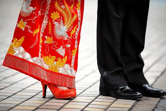 【中式婚禮禁忌多】7個褂鞋貼士幫新娘襯好裙褂與褂鞋