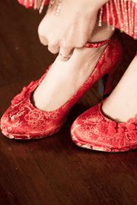 【中式裙褂鞋禁忌】入手褂鞋前要知的7件事