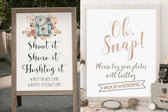 婚禮靚相開心Share! 4種派相方式