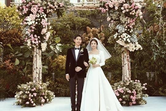 「愛的宣言」放閃!2017年明星婚禮回顧