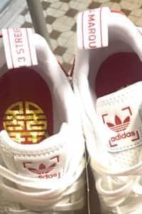 新娘開箱!adidas 推婚禮版波鞋