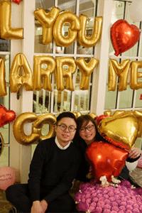 7位新娘齊放閃 分享甜蜜求婚記