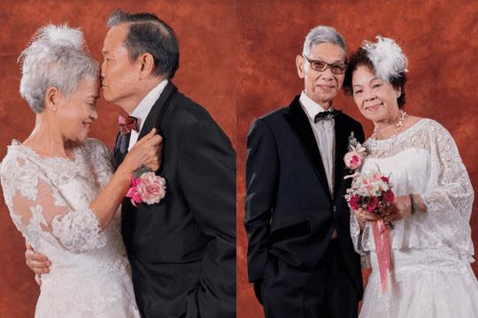 為老友記圓夢!婚禮攝影師舉行婚照義影